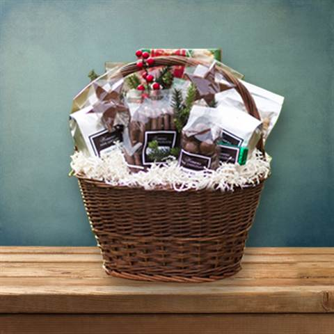 Winans Seasonal Gift Basket