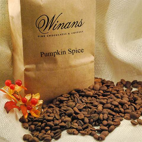 Pumpkin Spice, 1 lb. bag, ground