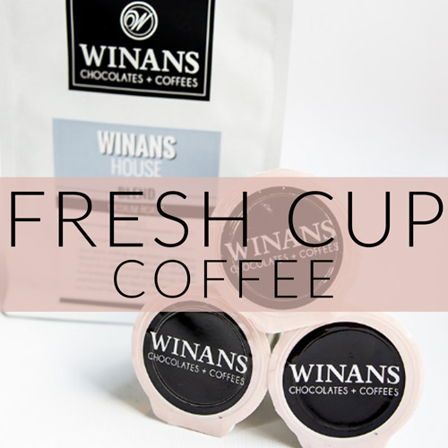 Winans Fresh Cups!