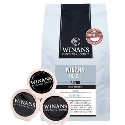 Fresh Cups! Winans Blend, 10ct