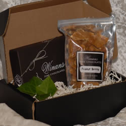 Chocolate and Brittle Gift Pack