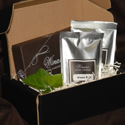 Chocolate and Coffee Gift Pack