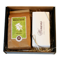 Buca Java Coffee & Chocolate Gift Pack