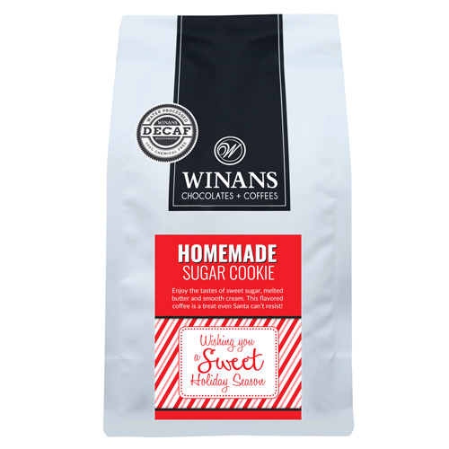 Decaf Homemade Sugar Cookie, 1 lb. bag, whole bean