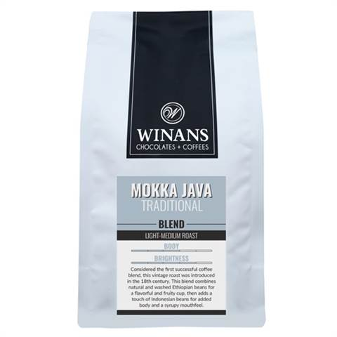 Mokka Java Traditional Blend