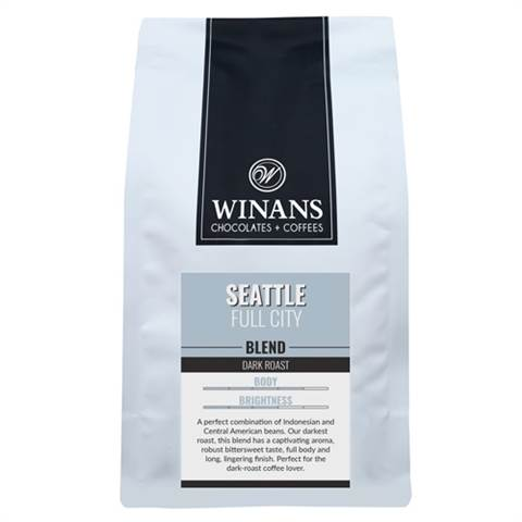Seattle Full City Blend