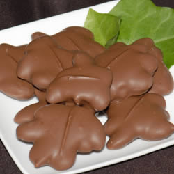 Almond Wurtles, Milk Chocolate, 1/2 lb. Gift Box