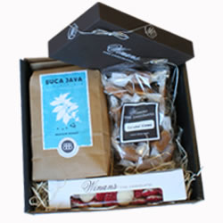 Deluxe Gift Box, Dark Roast Whole Bean