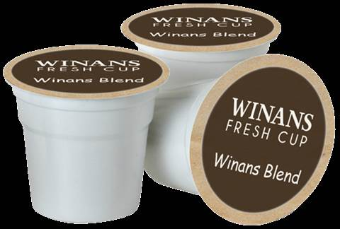 Winans Blend, Single Brew Fresh Cups 10/ct