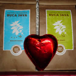 2# Valentine box Medium & Decaf Roast