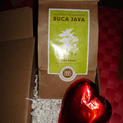 1# Valentine Box Dark roast