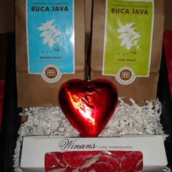 Valentine Assortment Dark Roast and Decaf